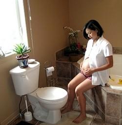 Zatvor stolice u trudnoći