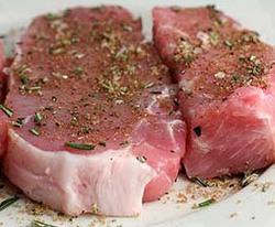 krta svinjetina - izvor tiamina